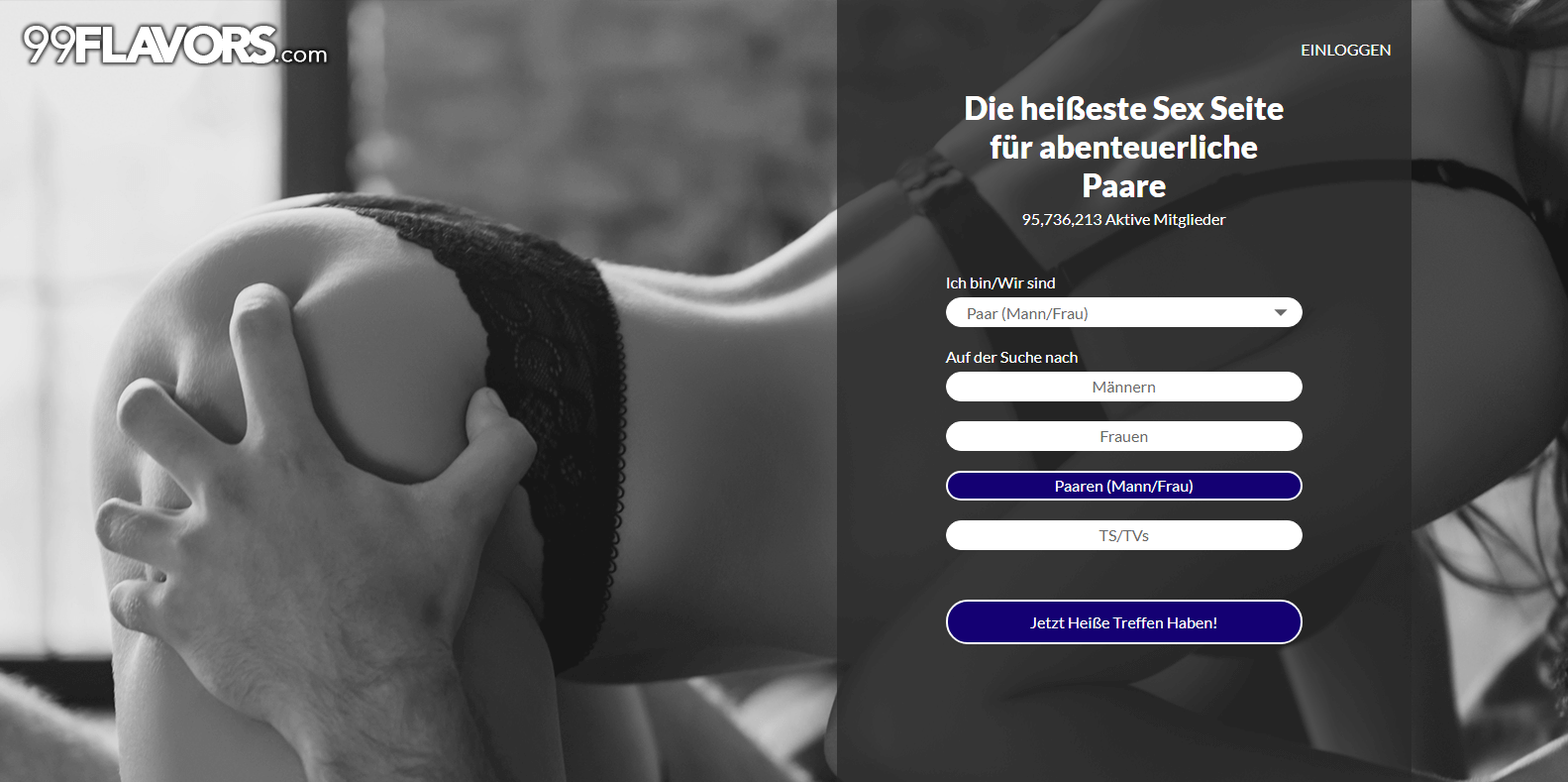 99flavors.com Anmeldung