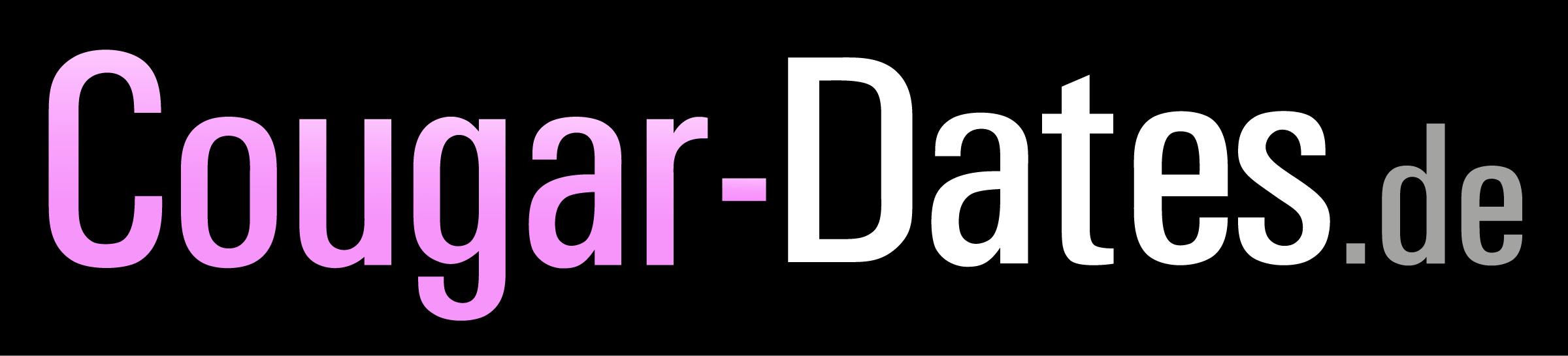 Cougar-Dates.de Logo