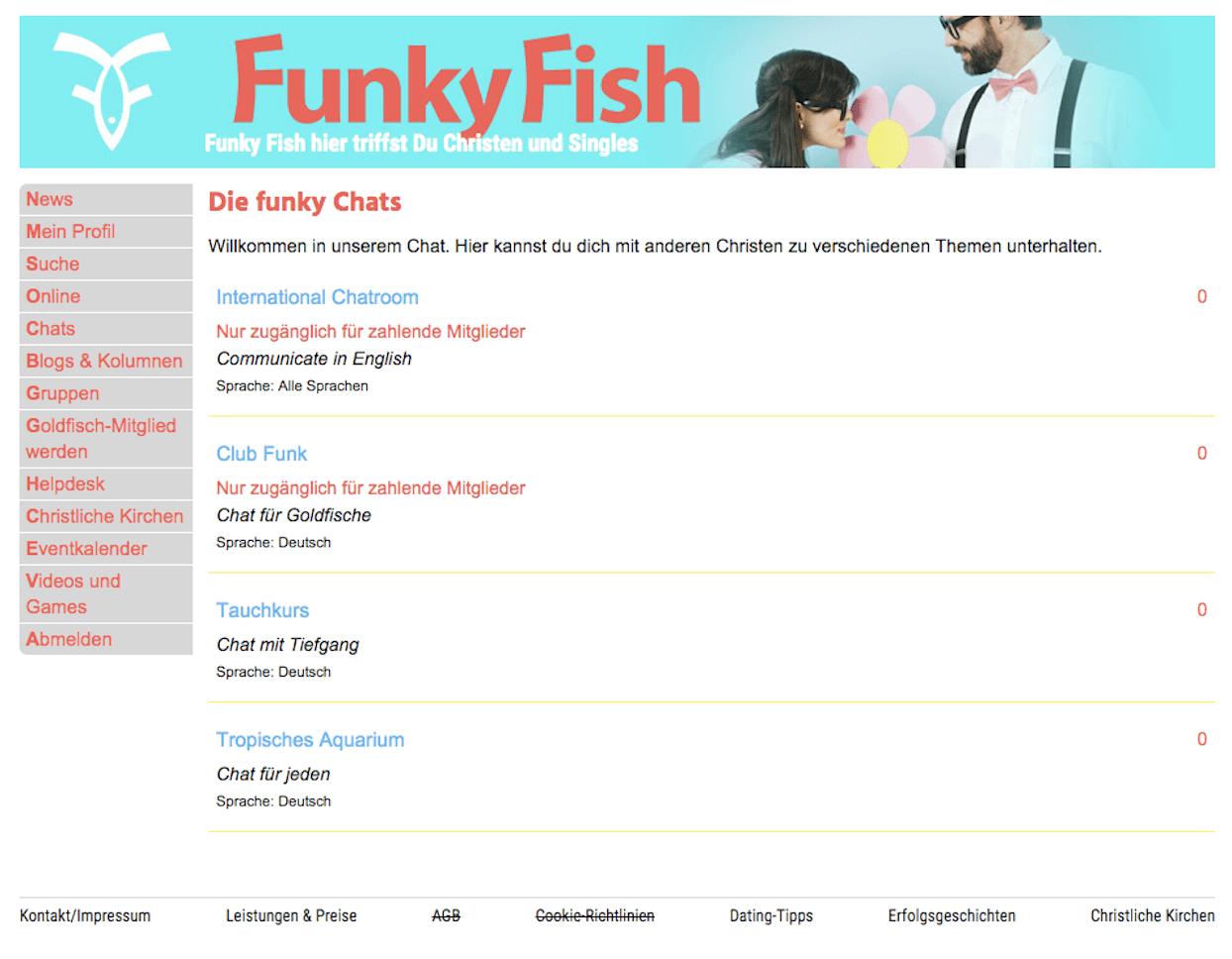 funkyfish-chat