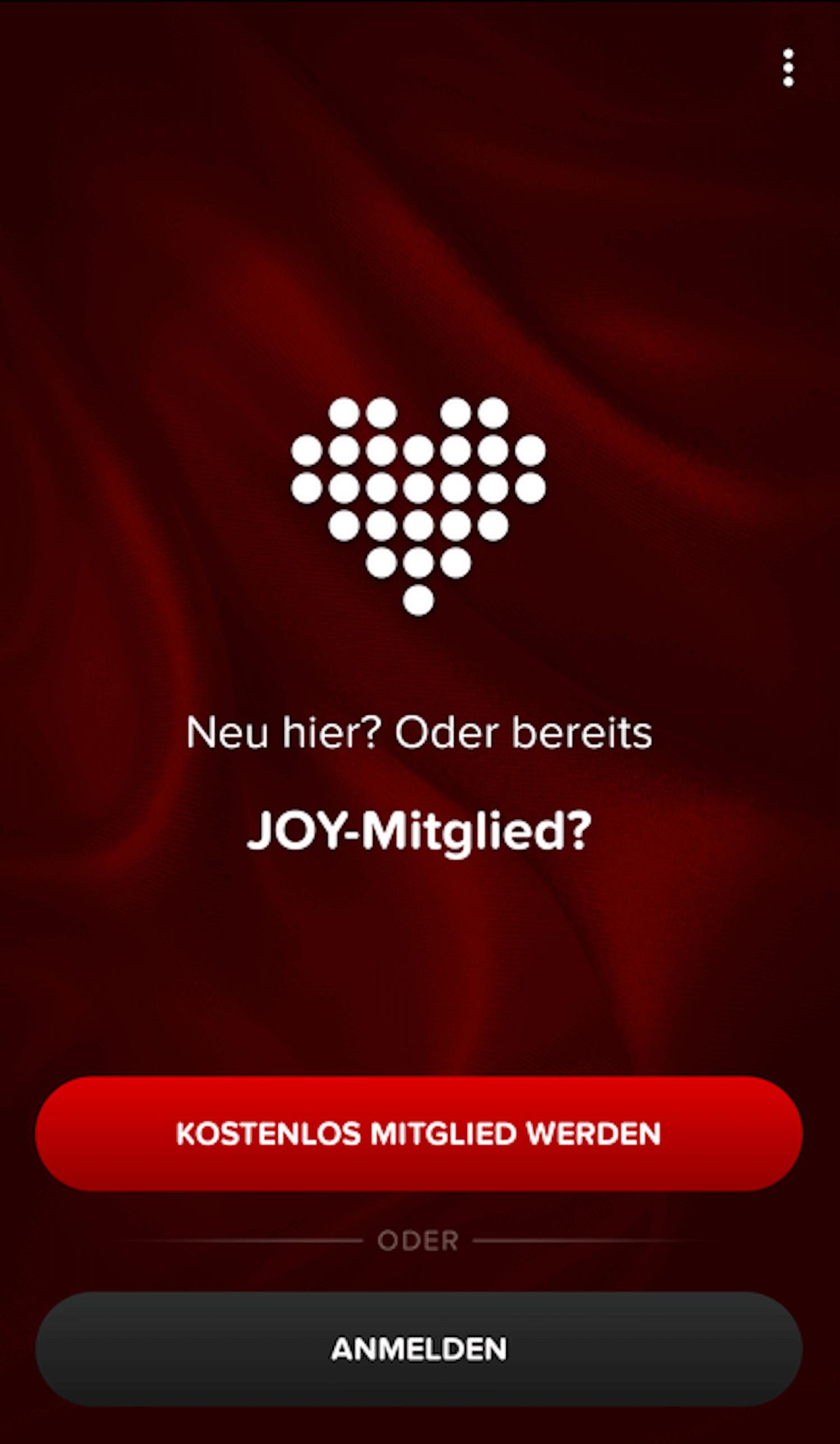 joyclub App