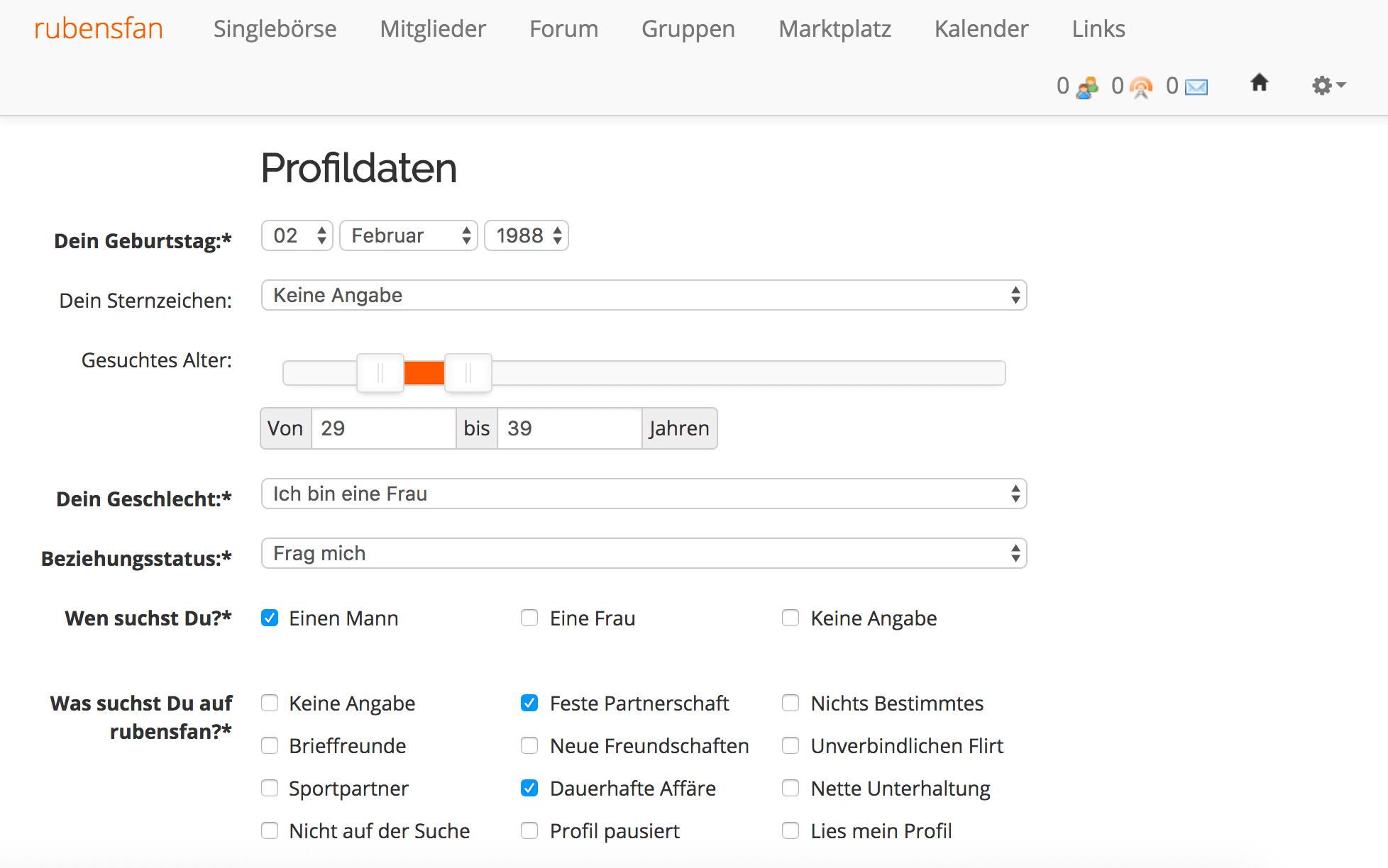 profildaten