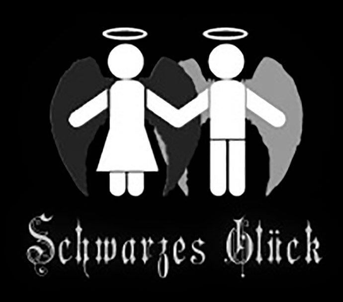 Schwarzes Glück Logo