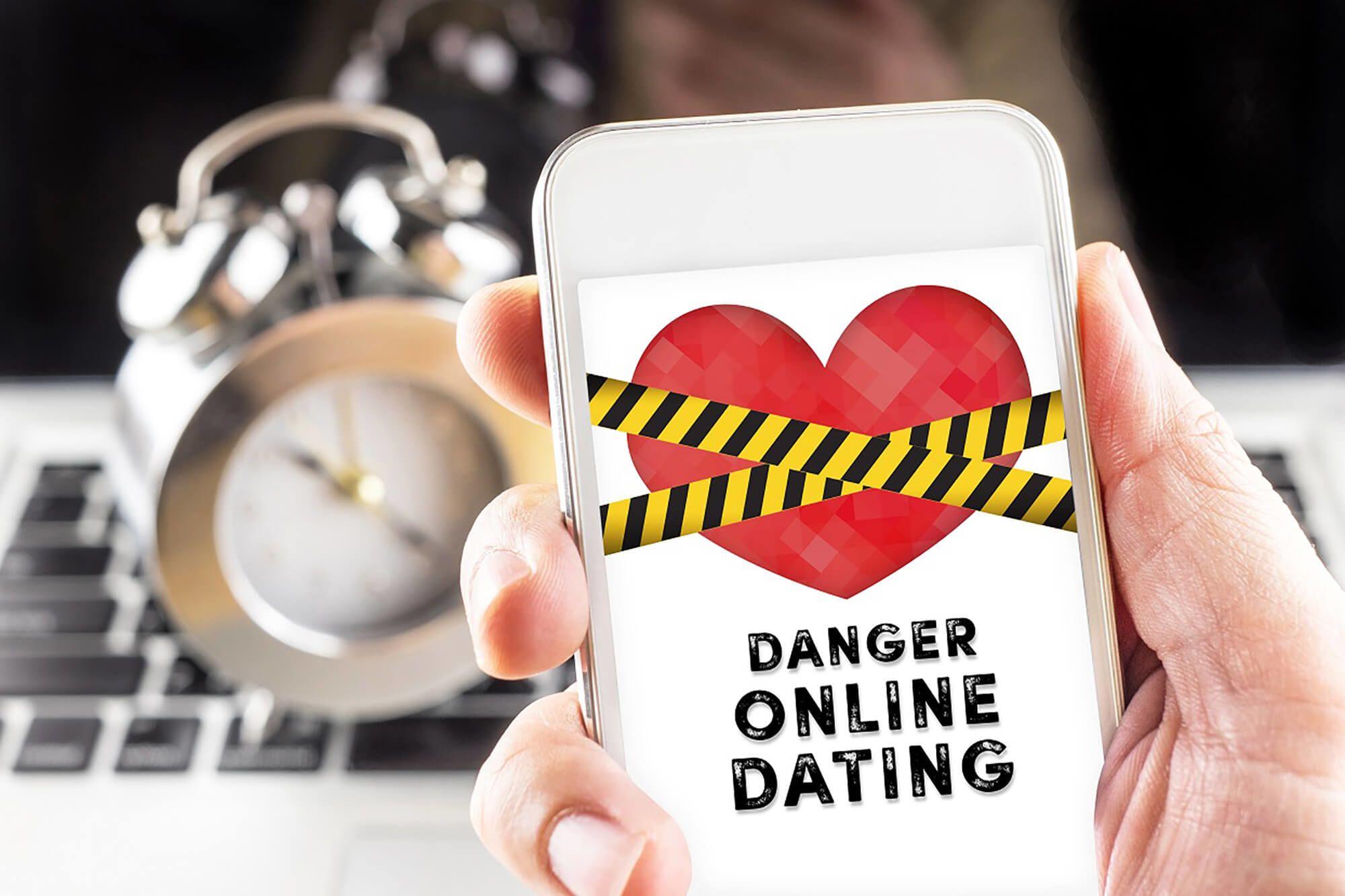 Alarmstufe Rot beim Flirten: Romance Scamming