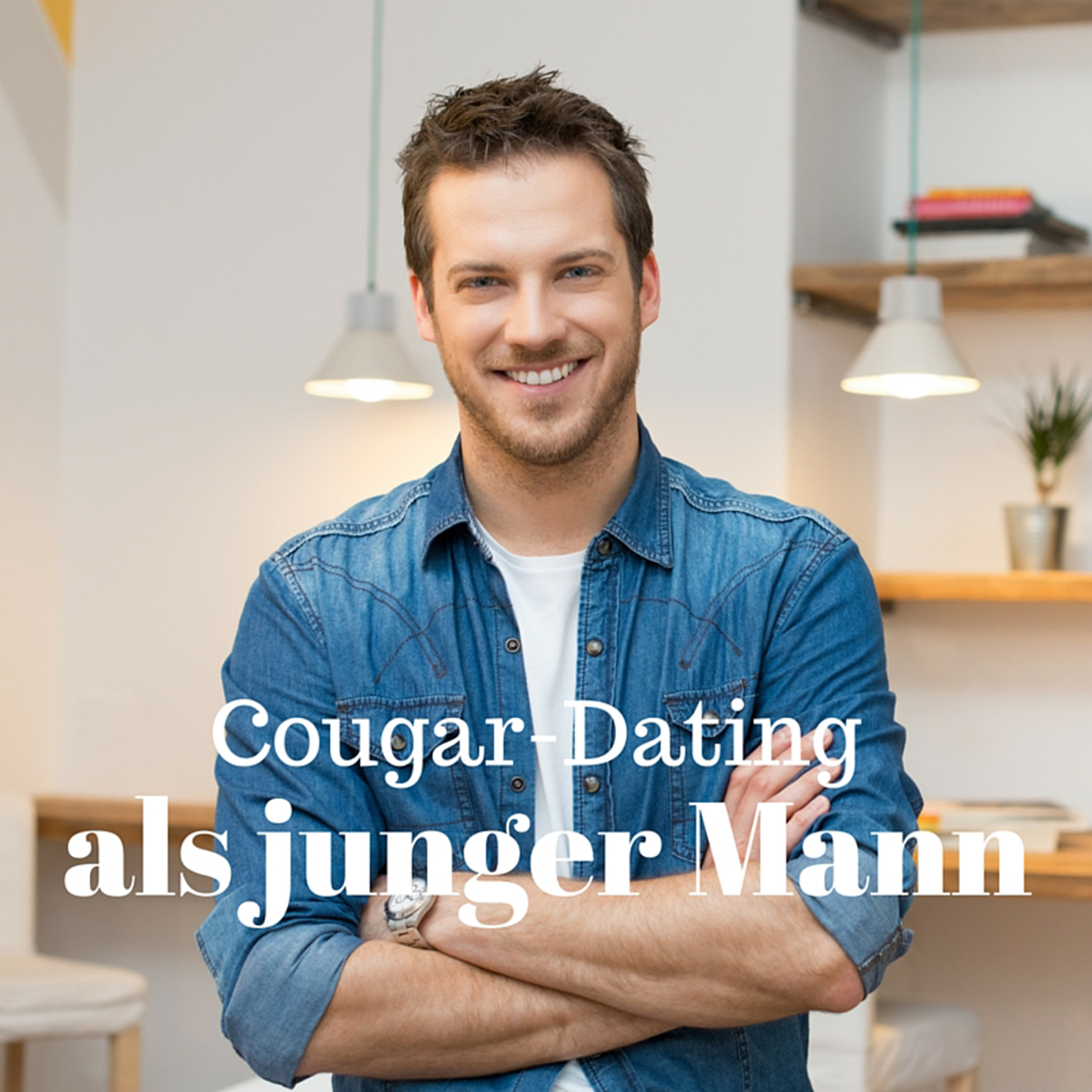 Cougar-Dating als Mann