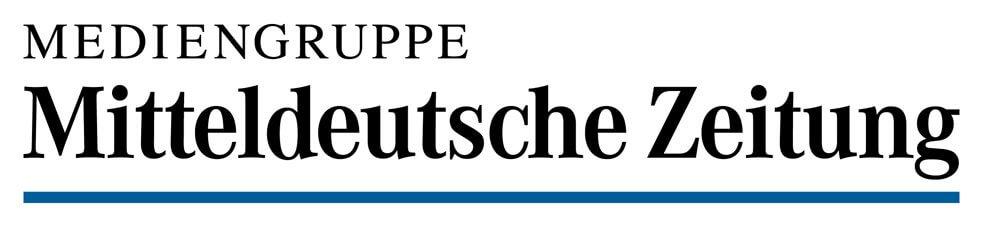 Mitteldeutsche Zeitung Logo