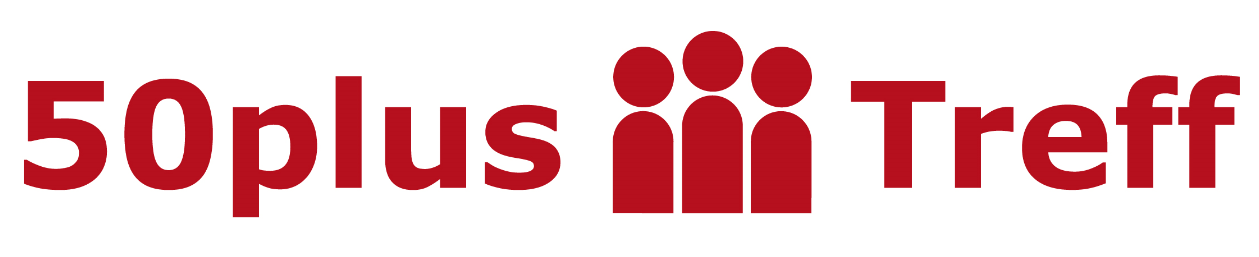 50 Plus Treff Logo
