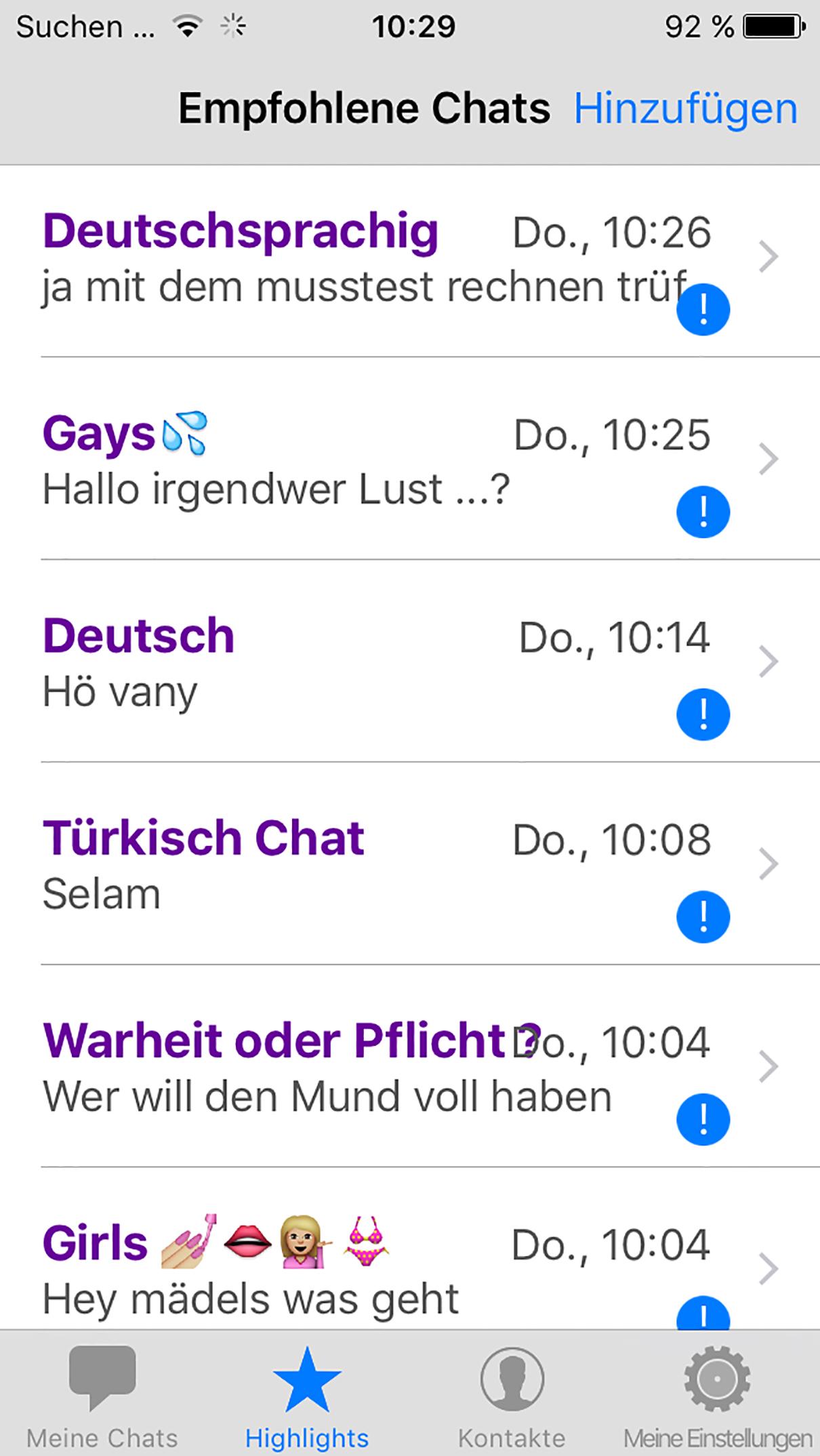 Antichat Chatroom