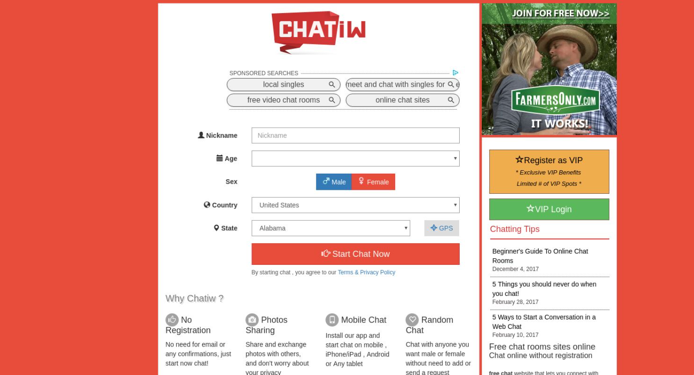Chatiw Startseite