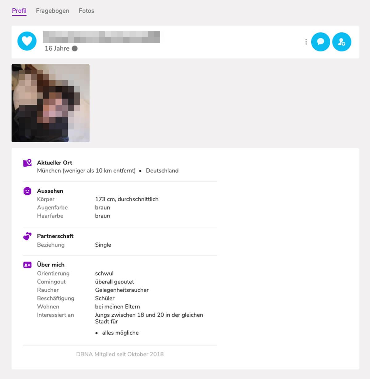 DBNA Profil