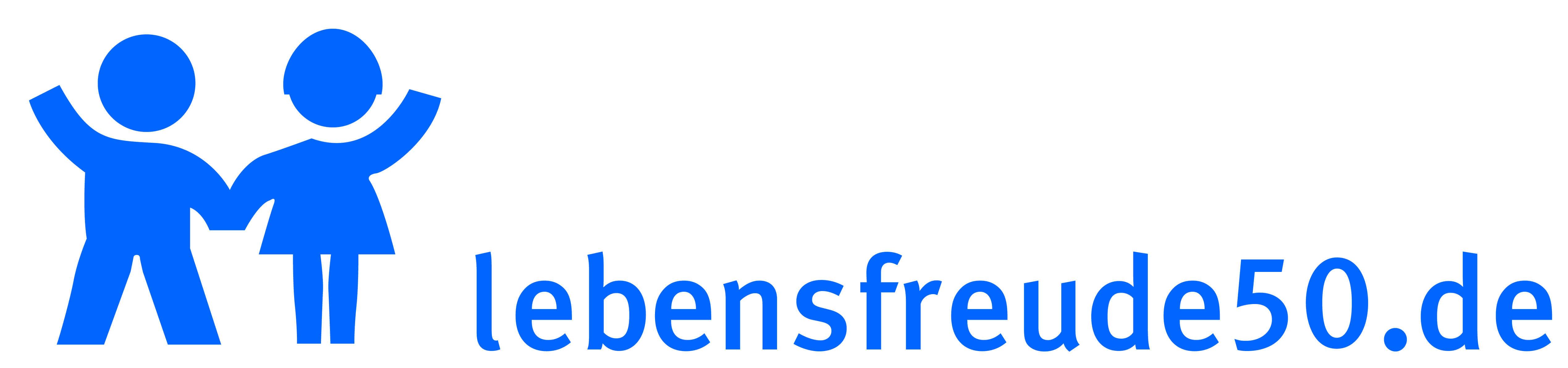 Lebensfreude50 Logo