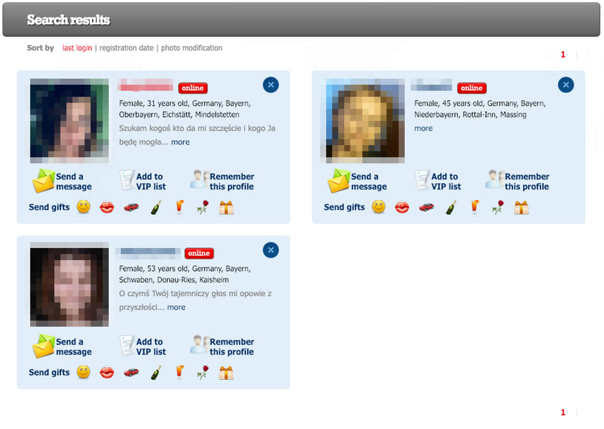 Polish Hearts   Online Users