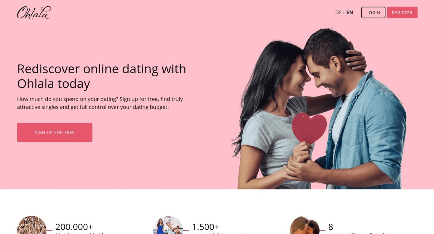 Ohlala Startseite