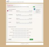 be2 Registrierung