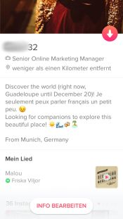 Sightmatching Profil