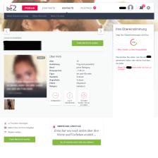 Screenshot Profil