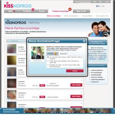 KissNoFrog Partner
