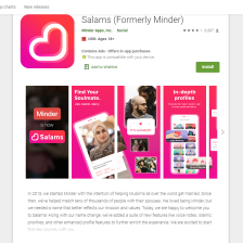 Minder App
