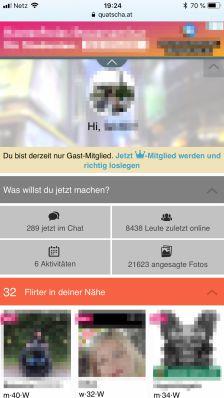 Quatscha Mobile App