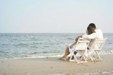 Partnersuche ab 40 - Paar am Strand