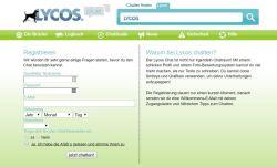 LycosChat Anmeldung