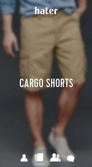 Topic: Cargo Shorts