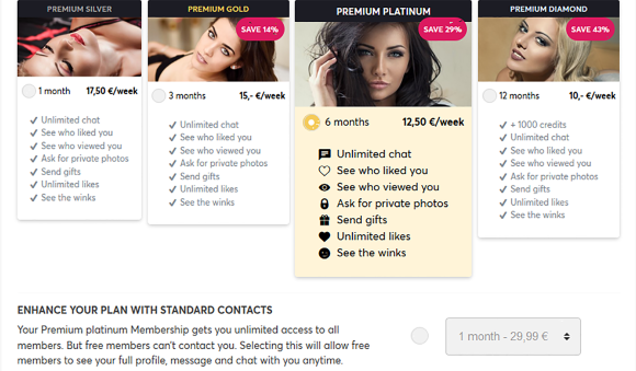RichMeetBeautiful Premium