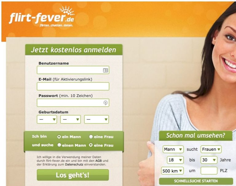 Ist flirt fever wirklich kostenlos