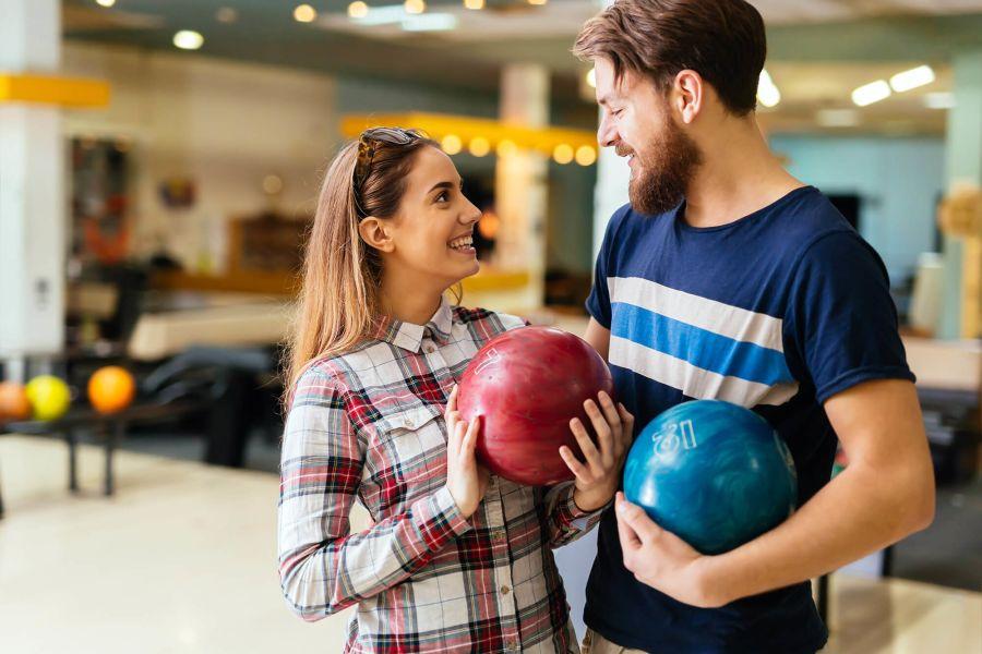 Süße Idee für das erste Date