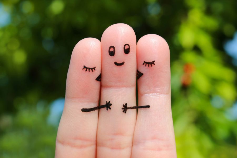 Polyamore Beziehungen