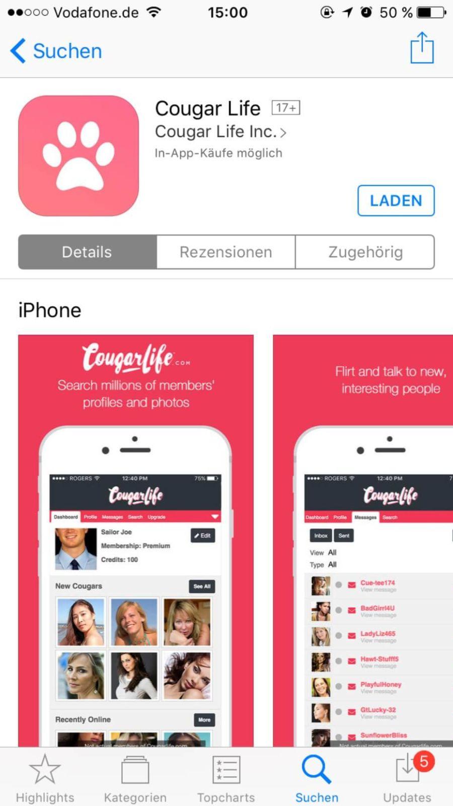 CougarLife App