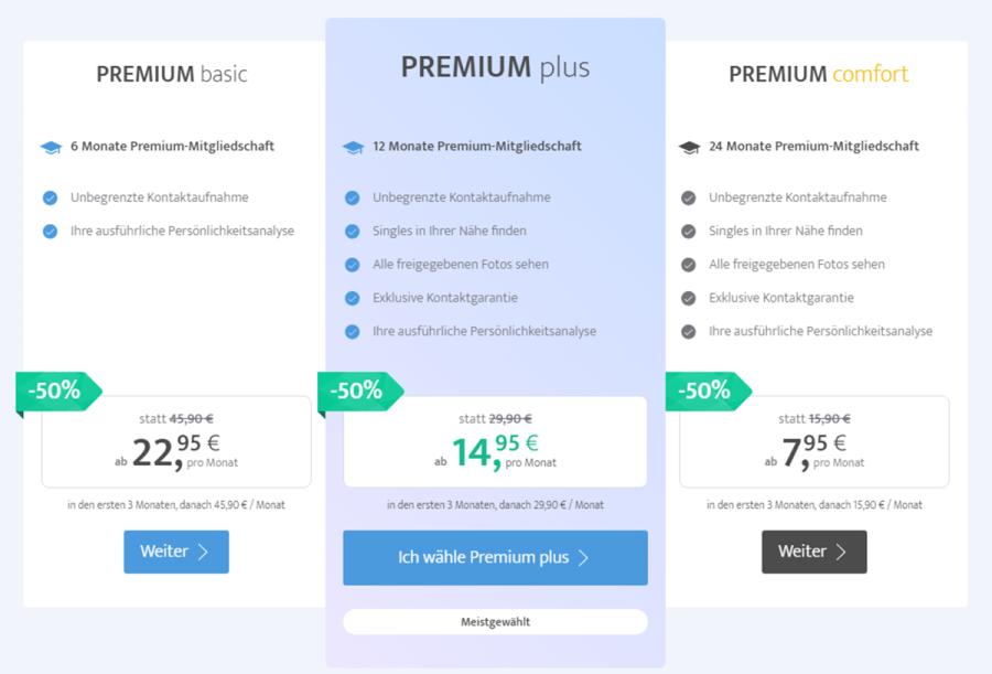 EliteSingles Premium