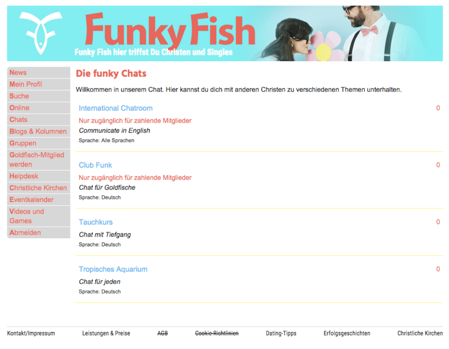 funkyfish-chat