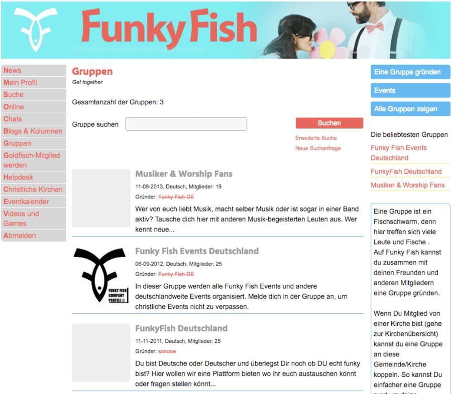 funkyfish-gruppen