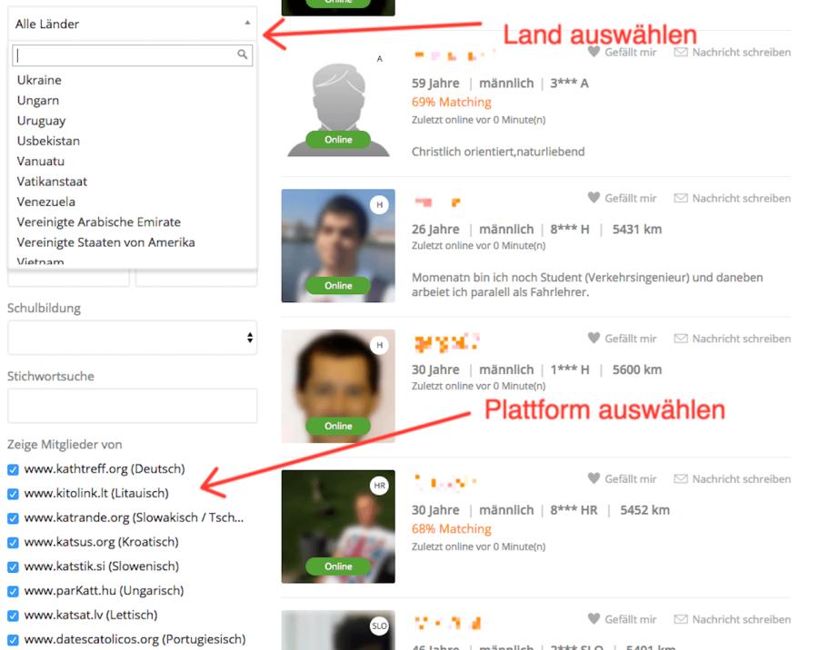 Singles aus kostenlos aus kirchbach, Partnersuche portal
