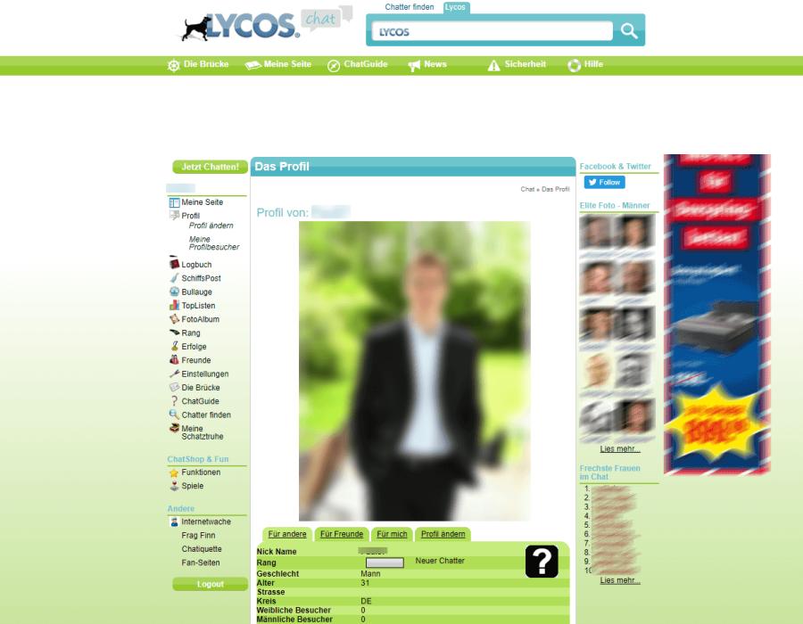 LycosChat Profil