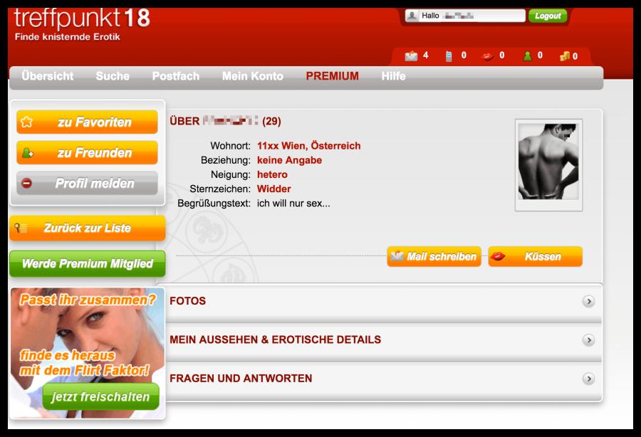 Suche Swiss Dating Kostenlos Ebenfurth