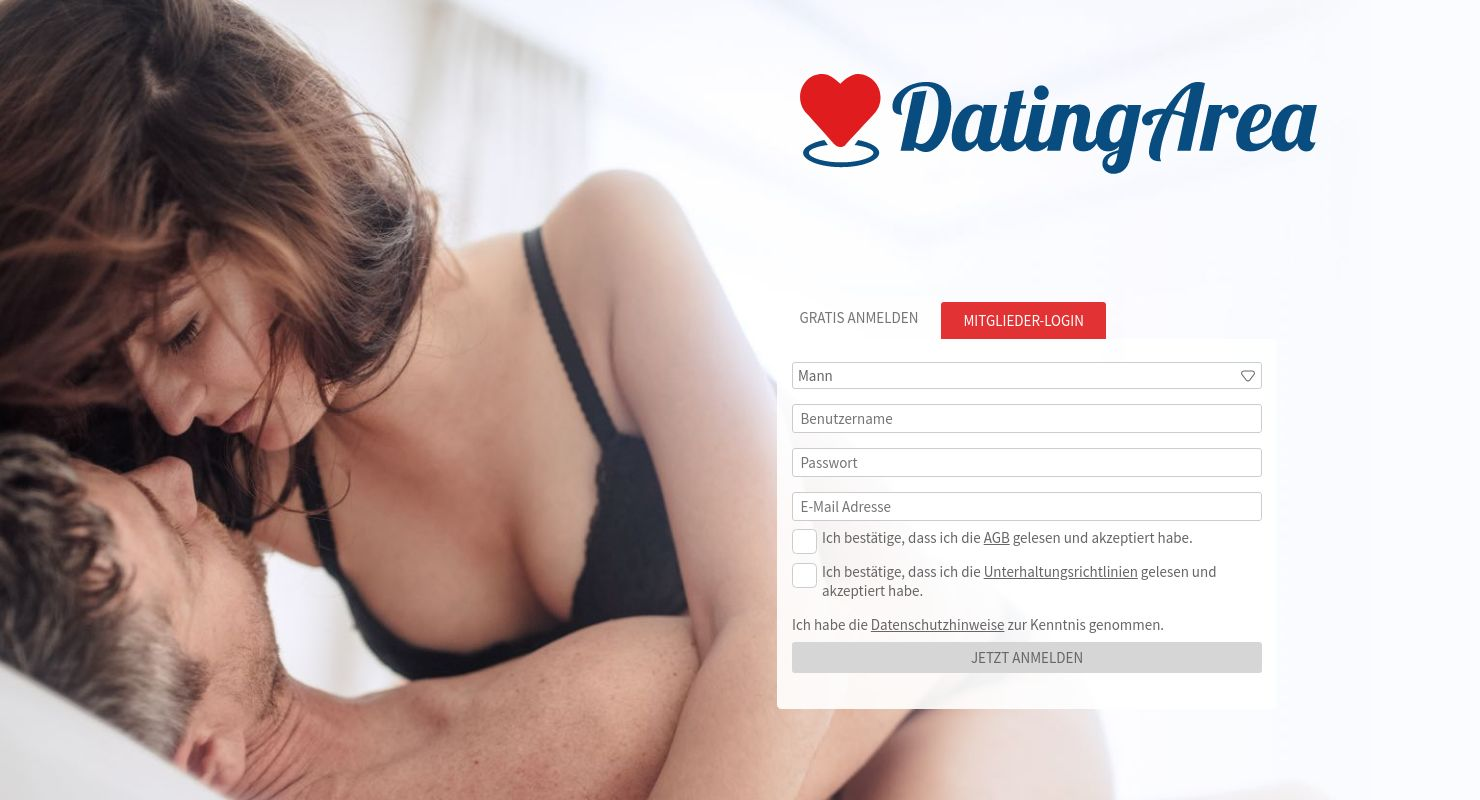 Datingarea
