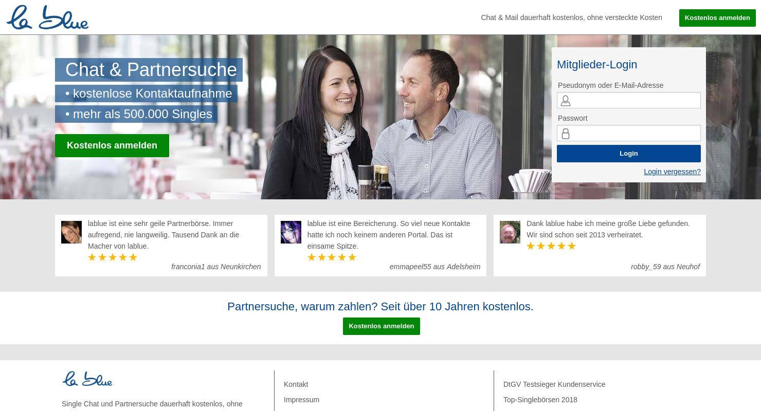 Partnersuche & kostenlose Kontaktanzeigen in Neunkirchen b
