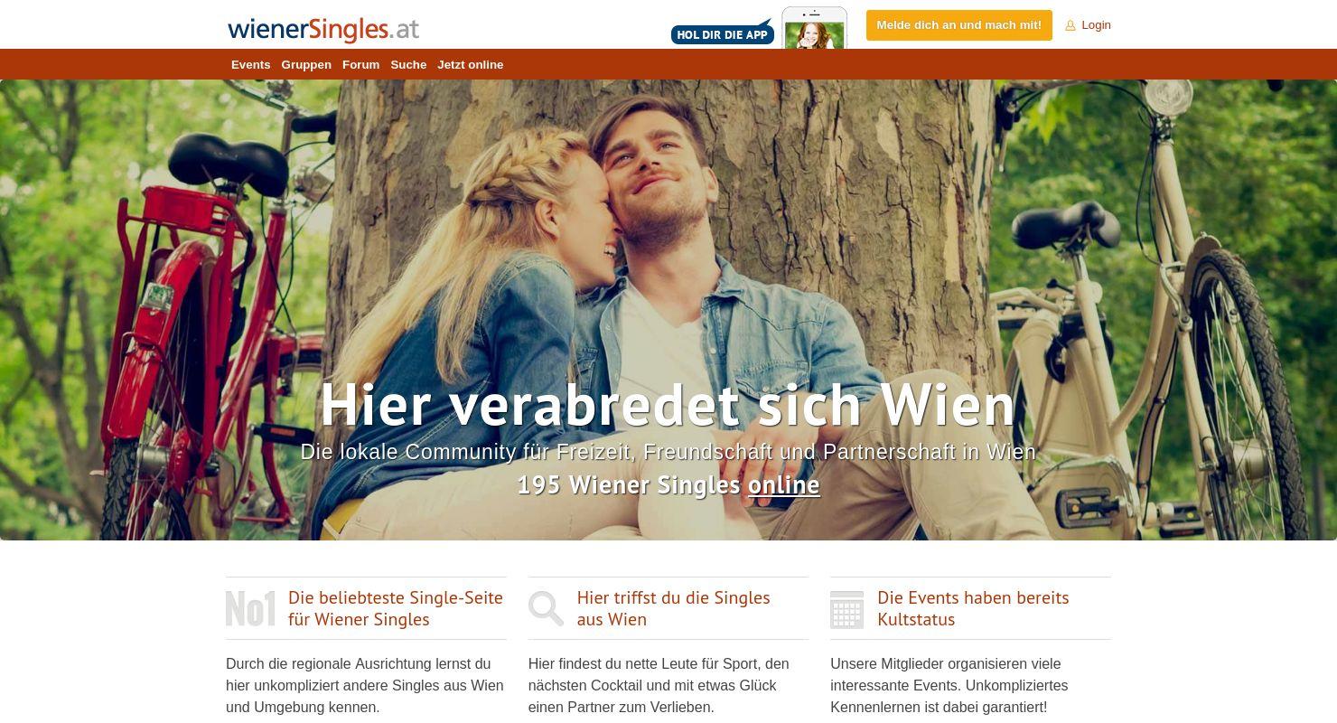 Single wien forum