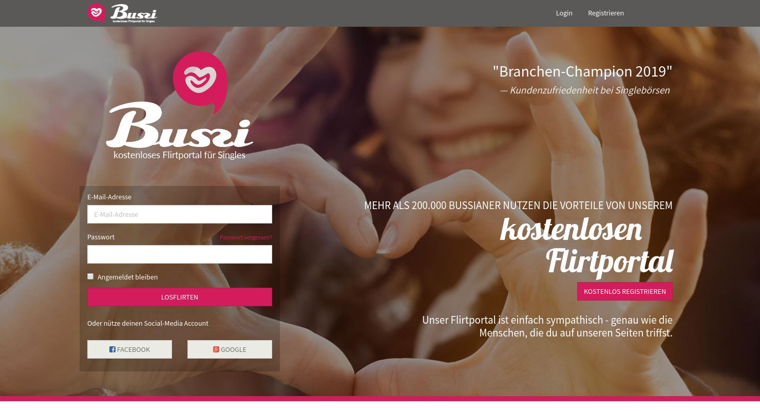 Bussi.at