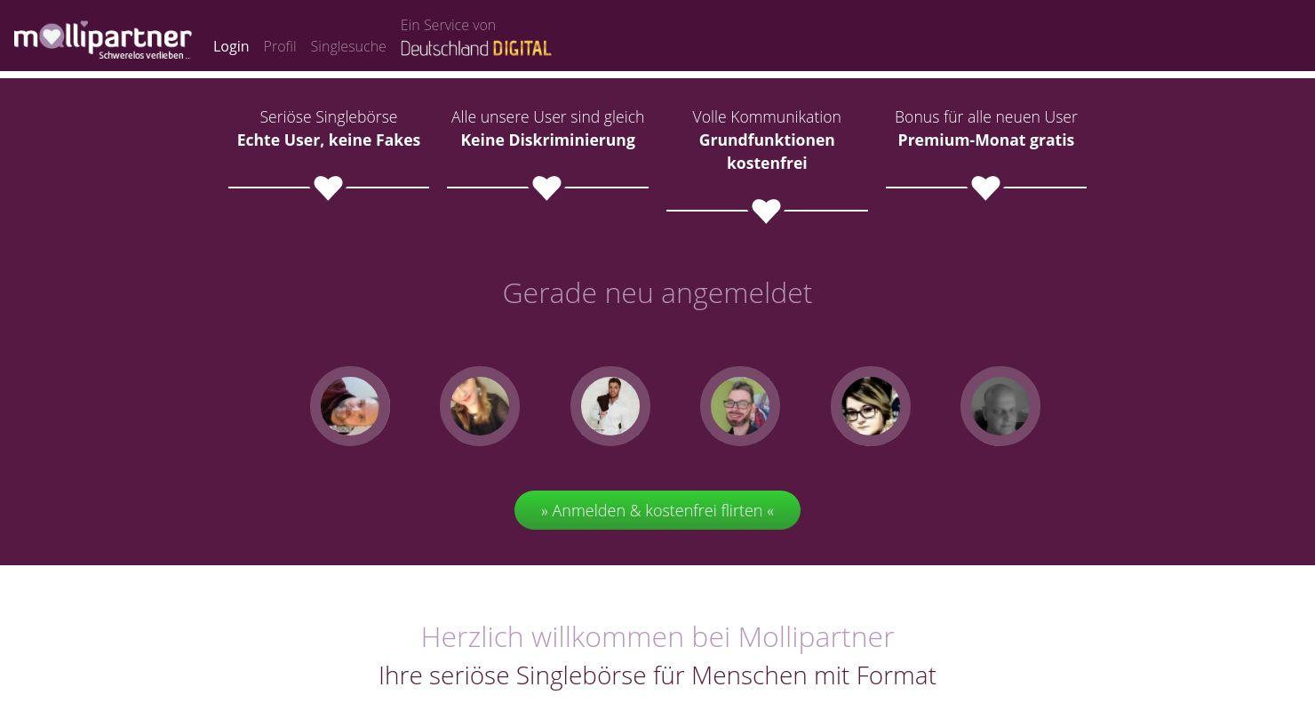 willkommen im dating cafe - das testsieger-singleportal tročasovno druženje